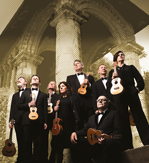 The Ukulele Orchestra